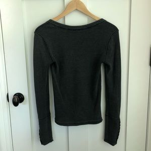 Free People Tops - Free people long sleeve t-shirt